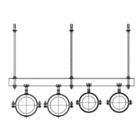 Примеры монтажа креплений
